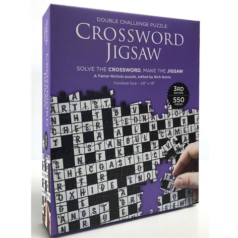 Crossword Jigsaw Puzzle V3