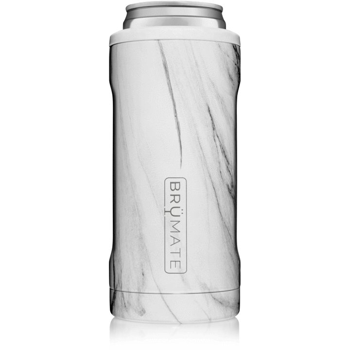 12 oz Hopsulator Slim Carrara
