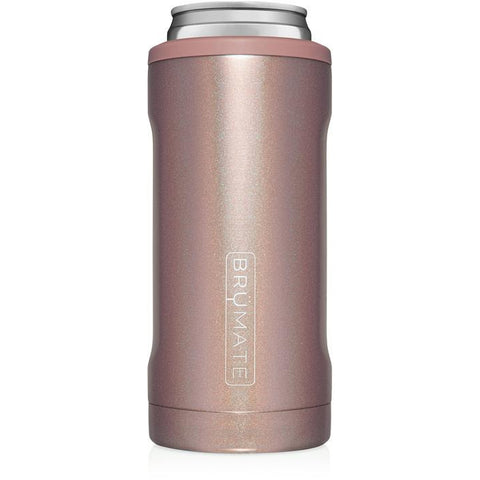 12 oz Hopsulator Slim Rose Gold