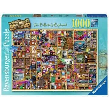 The Collectors Cupboard 1000 Pc