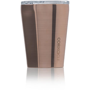 Metallic Tumbler Copper 12 oz