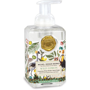Wild Lemon Foaming Soap