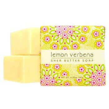 1 9 Oz Shea Butter Soap Lemon Verbena