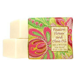 1 9 Oz Shea Butter Soap Passion Flower
