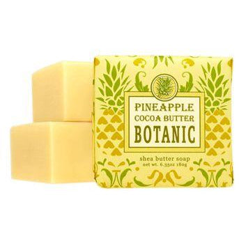 1 9 Oz Shea Butter Soap Pineapple