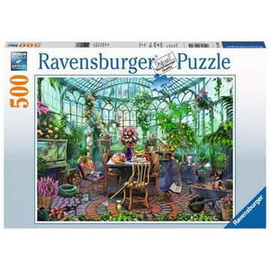 Ravensburger Greenhouse Morning