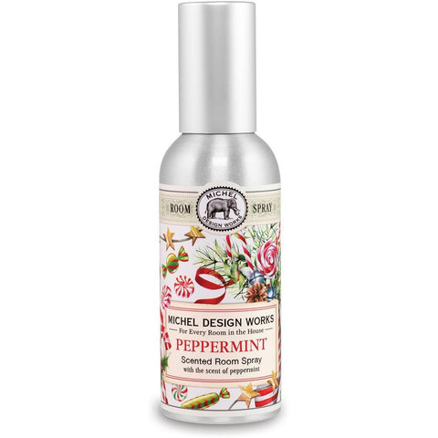 Peppermint Room Spray 3.4 oz