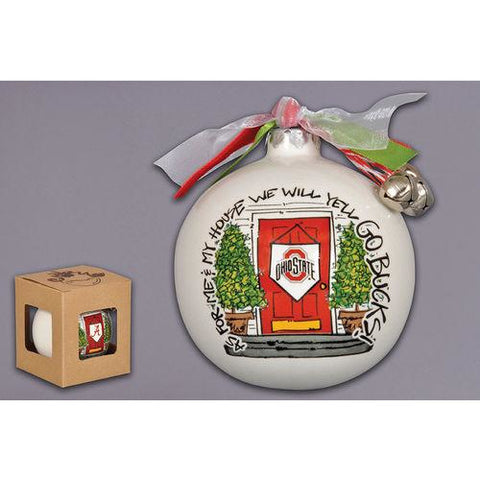 OSU Ceramic Ornament