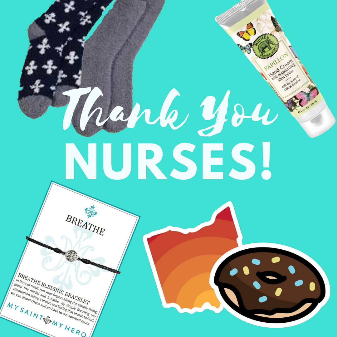 Pick up or ship a Nurses Day Gift Bundle