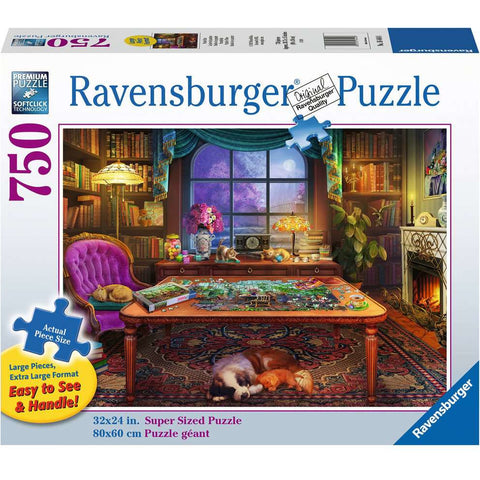 Puzzlers Place 750 Pc
