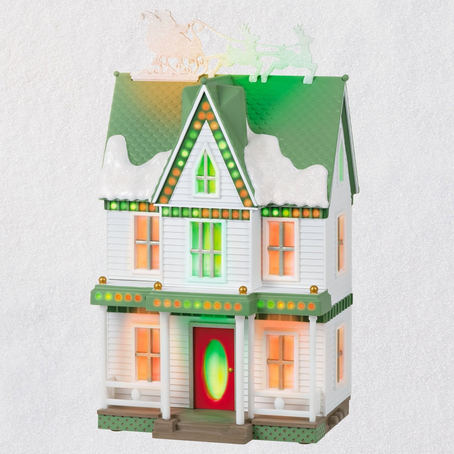 Hallmark Sound-a-Light Festive Home Tabletop Decoration