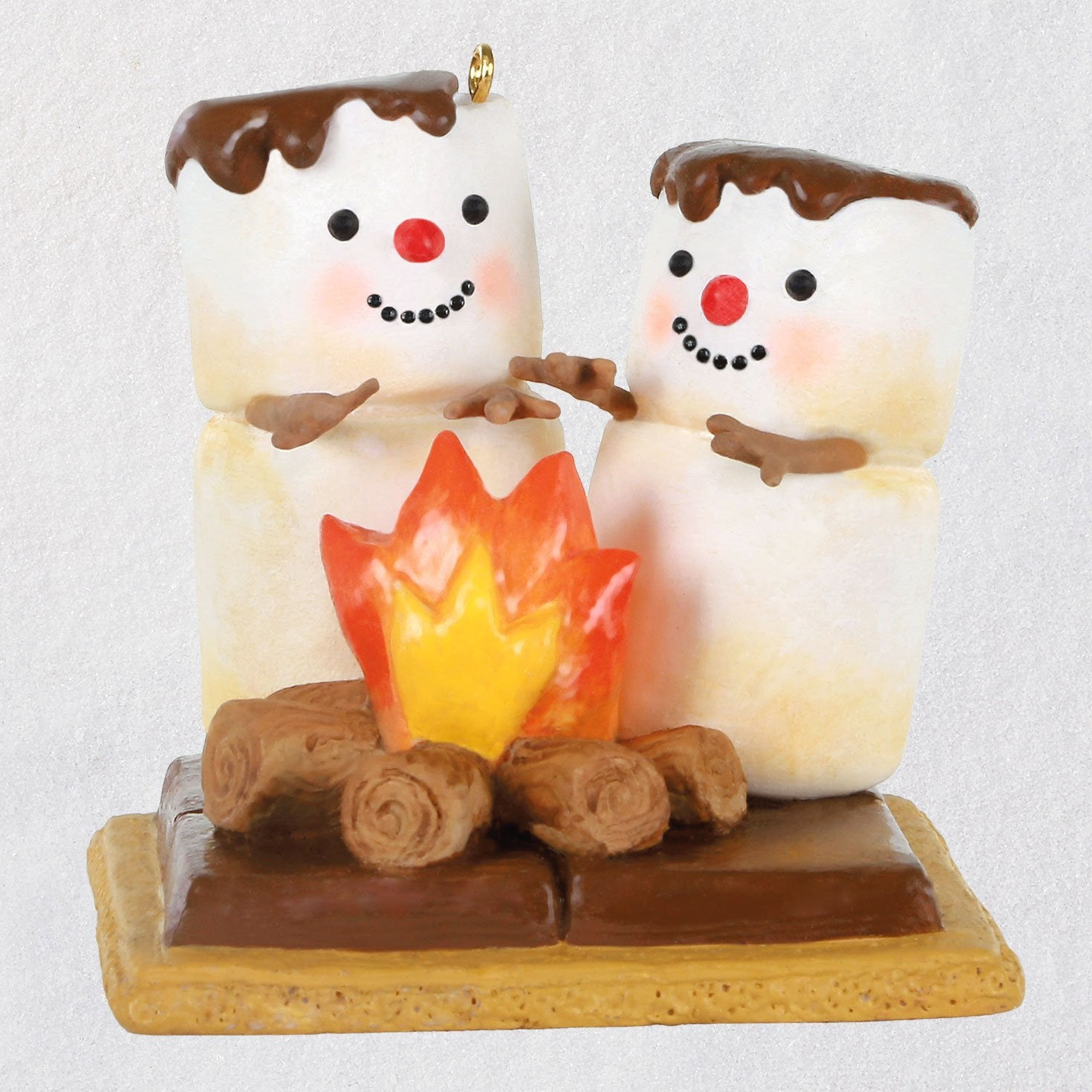 Hallmark S'more Camping Fun Ornament