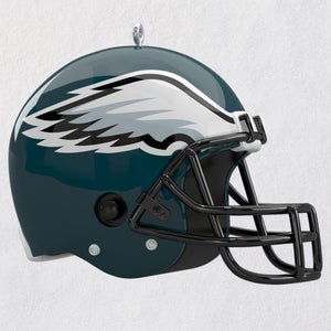 Hallmark NFL Philadelphia Eagles Helmet Ornament With Sound