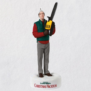 Hallmark National Lampoon's Christmas Vacation™ Trimming the Tree Ornament With Sound