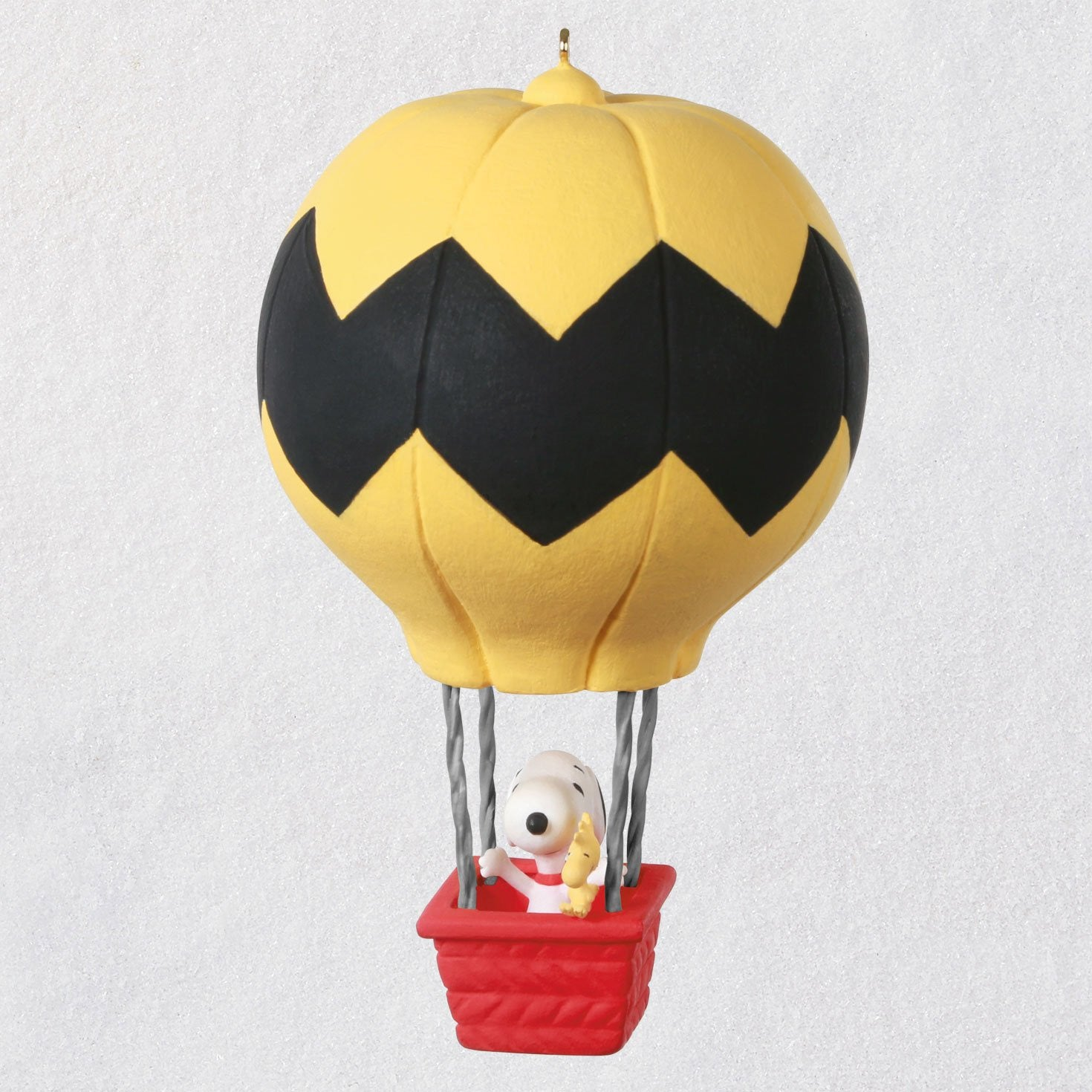 Hallmark The Peanuts® Gang Smooth Sailing Hot Air Balloon Ornament