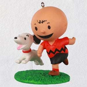 Hallmark The Peanuts® Gang A Boy and His Dog Ornament