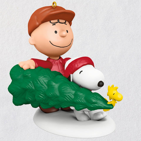 Hallmark The Peanuts® Gang The Perfect Tree Ornament