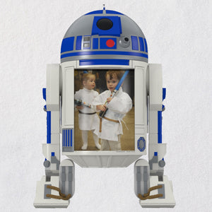 Hallmark Star Wars™ R2-D2™ The Force Is With Us Photo Frame Ornament