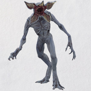 Hallmark Netflix Stranger Things Demogorgon Ornament