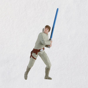 Hallmark Mini Star Wars: The Empire Strikes Back™ Luke Skywalker™ Ornament, 1.93""