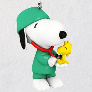 Hallmark Peanuts® Spotlight on Snoopy Doctor Snoopy Ornament