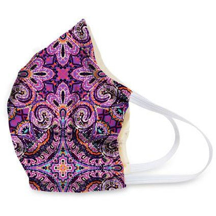 Vera Bradley Face Mask, Dream Tapestry