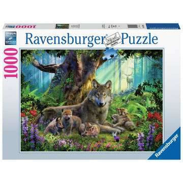 Ravensburger Wolves In The Forest