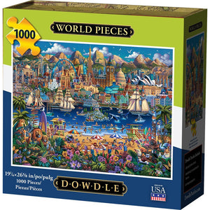 World Pieces 1000 Pc