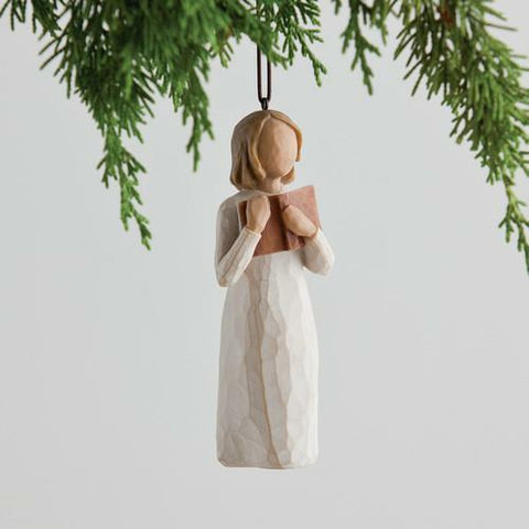 Willow Tree Love Of Learning Ornament