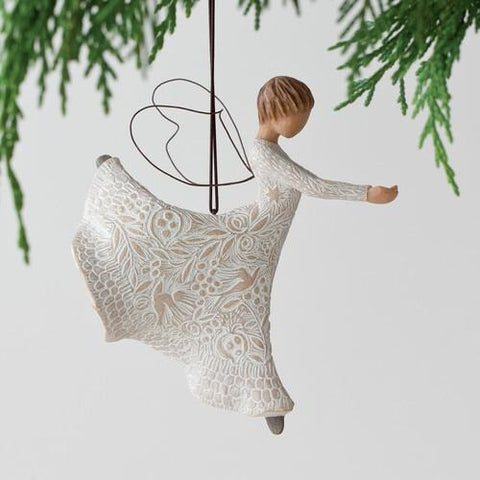 Willow Tree Kindness Dance of Life Ornament