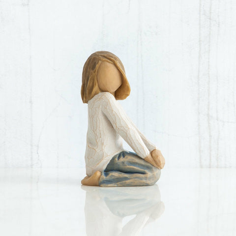 Willow Tree Joyful Child Figurine