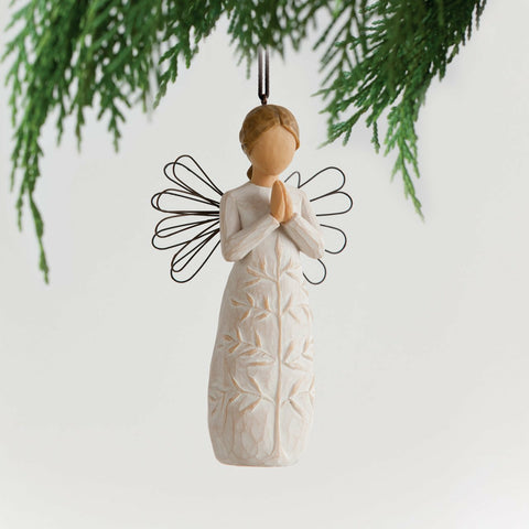 Willow Tree A Tree A Prayer Ornament
