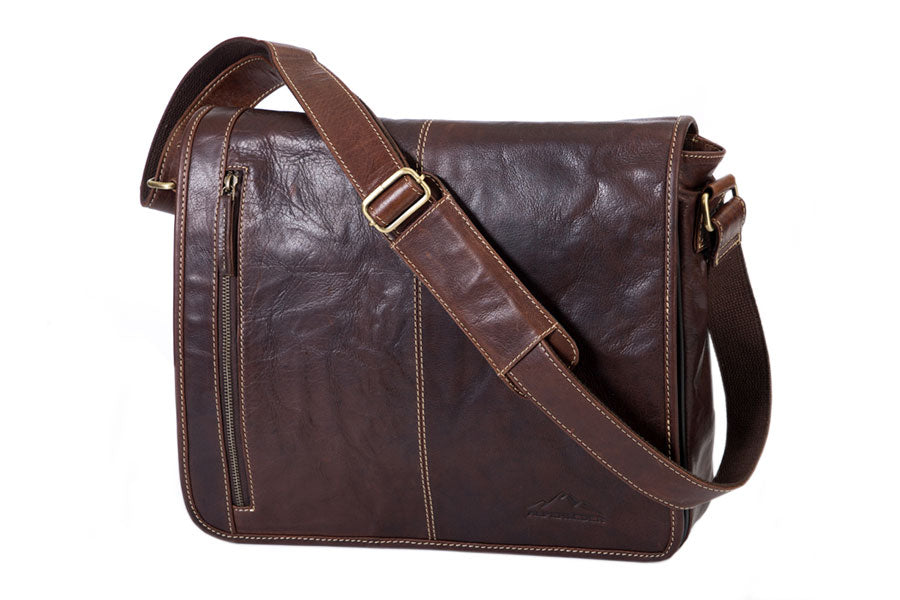 ALPENLEDER MESSENGER BAG ATLANTA