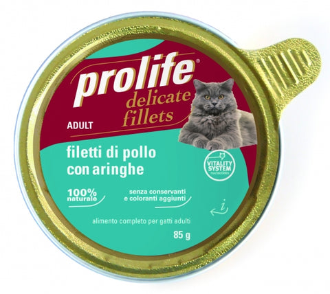 Filetti Pollo con Aringhe 85 gr