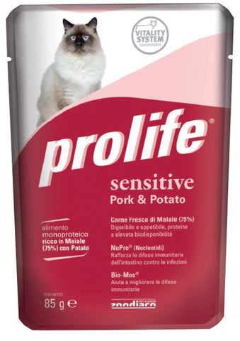 SENSITIVE Pork/Potato 85 gr