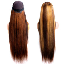 Load image into Gallery viewer, MsMerry 4x4 Closure Wig Body Wave Human Virgin Hair 200% Density