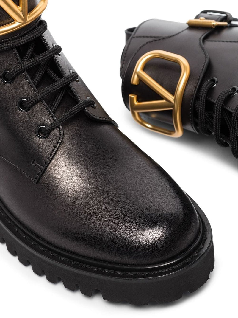 VLOGO ankle boots