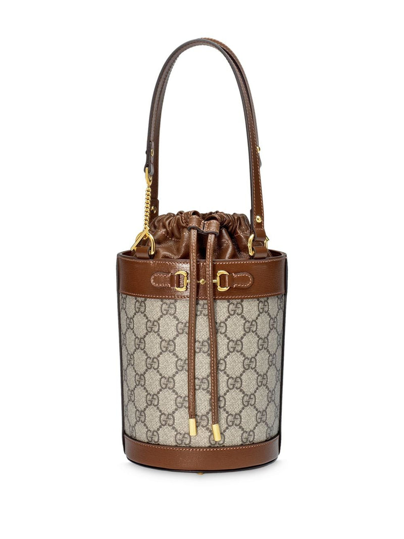 Horsebit 1955 small bucket bag