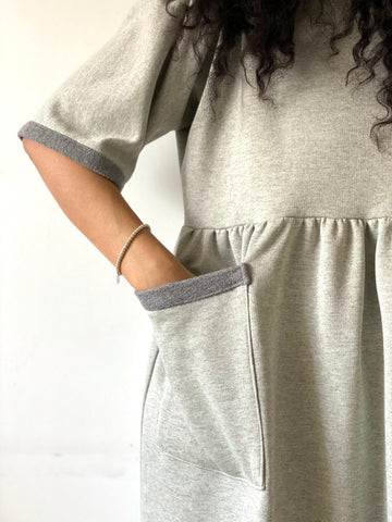 Portland sweatshirt dress