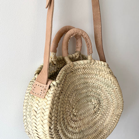 Dylan crossbody basket