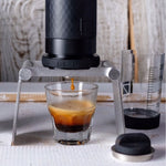Y3 Espresso Maker with Stand