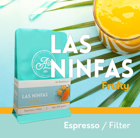 Air Roastery El Salvador - Las Ningas Natural 250g