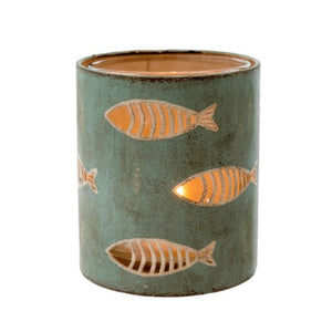 School of Fish Votive
