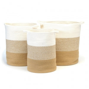 Cotton Laundry Hampers