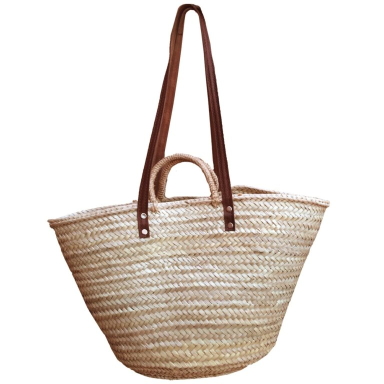 Double Handle French Basket