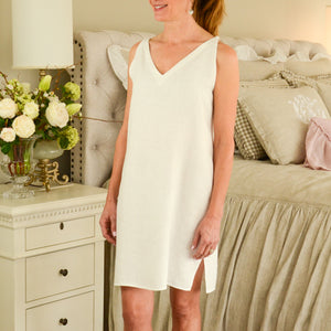 Celine Linen Nightie