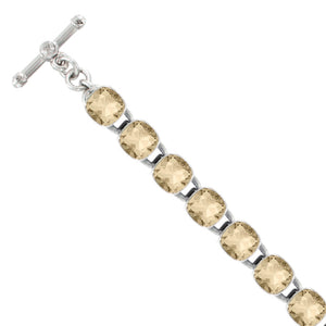 Swarovski Small Cushion Bracelet - B2165