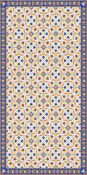 Adama Spanish Mat  - Narangi 2 colors