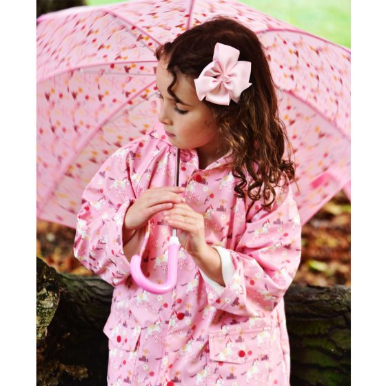 Pony Print Raincoat