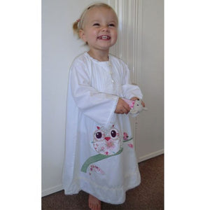 Owl Applique Nightie